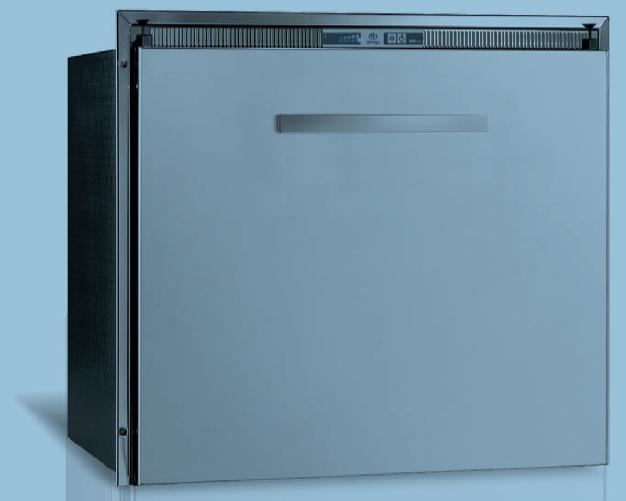 Drawer uitschuifbare koelbox