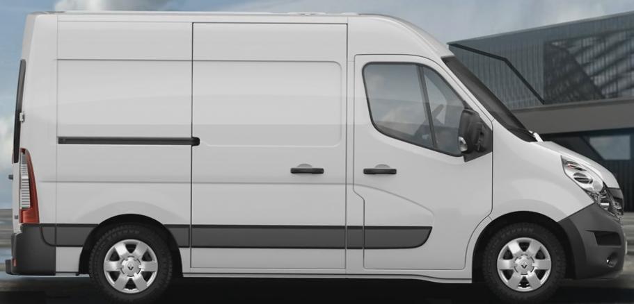 Renault Master L1-H2