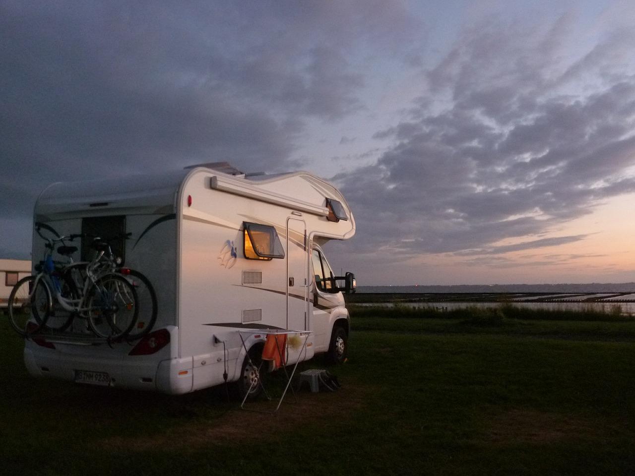 transportkoeling caravan