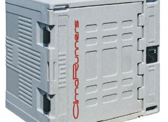 Koelbox voor bestelauto BasicRunner