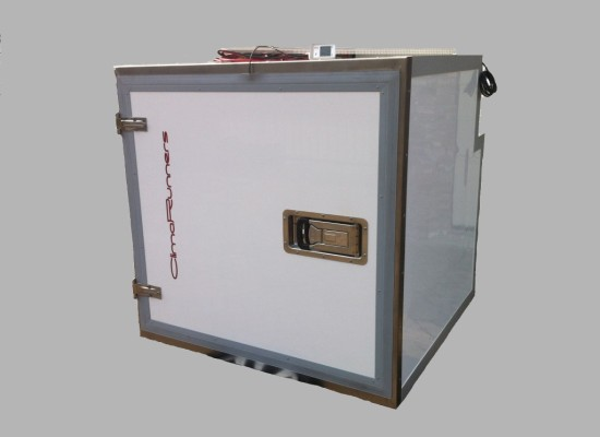 FreezeRunner vriesbox CoolRunner koelbox