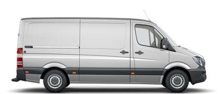 Mercedes Sprinter medium