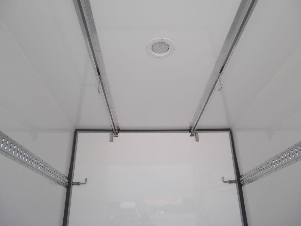 Koelbakwagen Road plafond