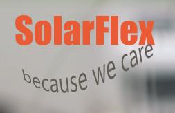 SolarFlex koelen met zonne-energie