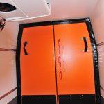 IsoVan koelwagen met MultiTemp scheidingswand