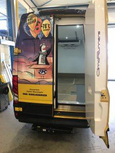 Ook problemen met laadvermogen in uw koelwagen