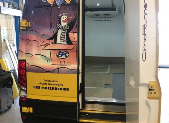 Problemen met laadvermogen in uw koelwagen?