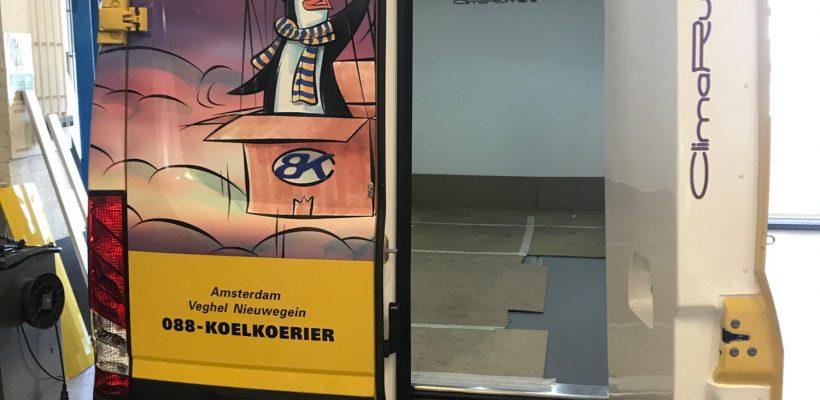 Koelwagen Iveco ClimaRunners