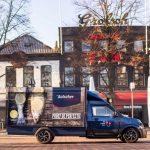 Video: volledig elektrisch gekoeld transport in de stad